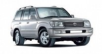 Шины для Toyota Land Cruiser 100